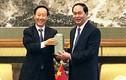Toàn cảnh ngày đầu tiên Chủ tịch nước thăm Trung Quốc