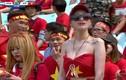 CĐV quấn cờ Tổ quốc đi cổ vũ bóng đá bị chỉ trích