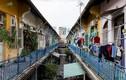 Ảnh: Hào Sĩ Phường - con hẻm có kiến trúc độc đáo ở Sài Gòn