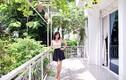 Biệt thự vườn xanh mát giữa Sài Gòn của ca sĩ Hồ Lệ Thu