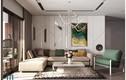 Mê mẩn thiết kế căn hộ 120m2 tuyệt đẹp ở Hà Nội