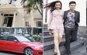 Nhà đẹp xe sang của vợ chồng Lưu Hương Giang