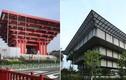 Soi kiến trúc bảo tàng Trung Quốc giống bảo tàng Hà Nội
