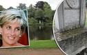 Bức ảnh gây sốc về mộ của Công nương Diana
