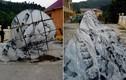 Vật thể lạ có chữ TQ rơi xuống miền núi Quảng Nam