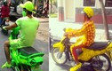 Cười nứt rốn với trang phục ra đường quái chiêu của dân Việt