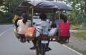 Thượng đế cũng phải cười với loạt ảnh hài giao thông Việt