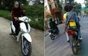 Hình ảnh cười ra nước mắt về giao thông Việt Nam