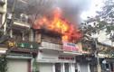 Ảnh: Cháy ngùn ngụt ở Bát Đàn - Hà Nội, khói đen mù mịt