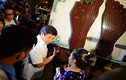 Chủ tiệm massage tranh luận khi bị Quận 1 xử phạt