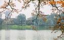 Hà Nội đẹp nao lòng mùa cây thay lá