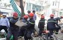 Bình Định: Nhà đổ sập, một người văng ra đường tử vong
