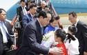 Chủ tịch nước Trần Đại Quang bắt đầu chuyến thăm Trung Quốc