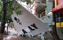 Ảnh: Đường phố, nhà dân tan hoang sau bão số 2 đổ bộ