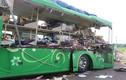 Hiện trường tai nạn xe khách 5 người chết ở Bình Định