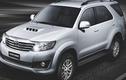 Lộ phiên bản Toyota Fortuner mới chạy động cơ diesel