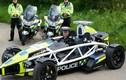 Chiêm ngưỡng siêu xe đua Ariel Atom PL của cảnh sát Anh