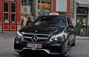 Siêu xe Mercedes-Benz E 63 AMG 9 tỷ đồng làm taxi