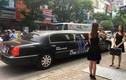 Dùng limousine đưa đón khách đến nhận Note 8