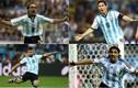 """Những """"trọng pháo"""" mà đội tuyển Argentina từng sở hữu"""