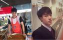 Người đi chợ ngẩn ngơ vì chàng hot boy bán cà-ri