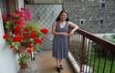 Vườn hoa phong lữ rực rỡ ở ban công của Việt kiều Pháp