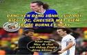 Ảnh chế bóng đá: Conte nghi ngờ Luiz chơi thân với Pogba