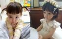 Tan chảy trước vẻ dễ thương của thiên thần nhí xứ Hàn