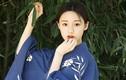 Thiên thần xứ Trung xinh lung linh trong bộ Kimono kín đáo