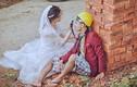"""Bộ ảnh cưới """"vợ chồng thợ xây"""" của cặp đôi Hà Tĩnh"""