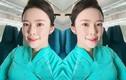 Tiếp viên hàng không xinh đẹp người Hàn Quốc làm việc ở VN
