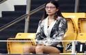 Nhan sắc trưởng đoàn bóng đá nữ Thái Lan tại SEA Games 29
