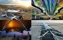 Điểm danh 9 sân bay có kiến trúc đẹp nhất thế giới