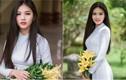Nữ sinh 10X Đồng Nai khoe sắc bên áo dài trắng