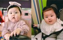 Cô nhóc Hàn Quốc và khuôn mặt siêu cưng gây sốt mạng