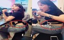 """Cô gái Hà thành """"biến hình sau khi ăn"""" là ai?"""