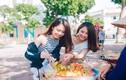 Tài sắc đáng ngưỡng mộ của cặp chị em song sinh Nghệ An