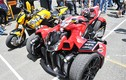 Hàng trăm xe PKL đổ về lễ hội môtô lớn nhất Việt Nam