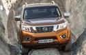 Nissan Navara NP300 phiên bản Châu Âu chính thức lộ diện