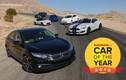 Honda Civic giành giải xe của năm tại thị trường Bắc Mỹ