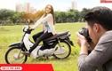 """Chụp ảnh Honda, """"cưới ngay"""" xe máy Honda bản đặc biệt"""