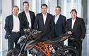 Hãng xe KTM đạt doanh thu 1,1 tỷ USD trong năm 2015