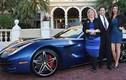 Siêu xe Ferrari F60 America đầu tiên tại Mỹ giá hơn 50 tỷ