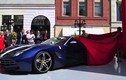 Siêu xe Ferrari F60 America 2.5 triệu đô đầu tiên đến Mỹ