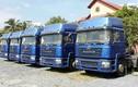 Ôtô tải nguyên chiếc nhập khẩu từ Trung Quốc đã giảm