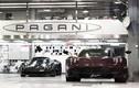 """Pagani """"nhá hàng"""" siêu phẩm Huayra Roadster mới"""