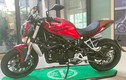 "Benelli streetfighter 750GS ""nhái"" môtô Ducati Monster?"