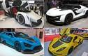 Top siêu xe hơn 1000 mã lực giá triệu đô tại Geneva 2017