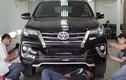 """Toyota Fortuner 2017 """"ngầu"""" hơn với gói độ Fiar Design"""