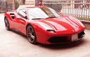 Ferrari 488 Spider hơn 15 tỷ ra biển trắng tại Hà Nội